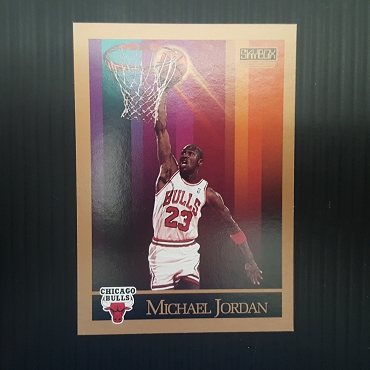 1990 SkyBox Michael Jordan #41 NM-MT